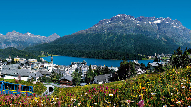 البرنامج الذهبى سويسرا