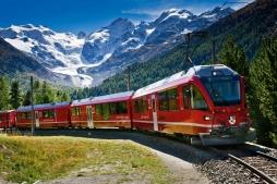 البرنامج الفضى سويسرا